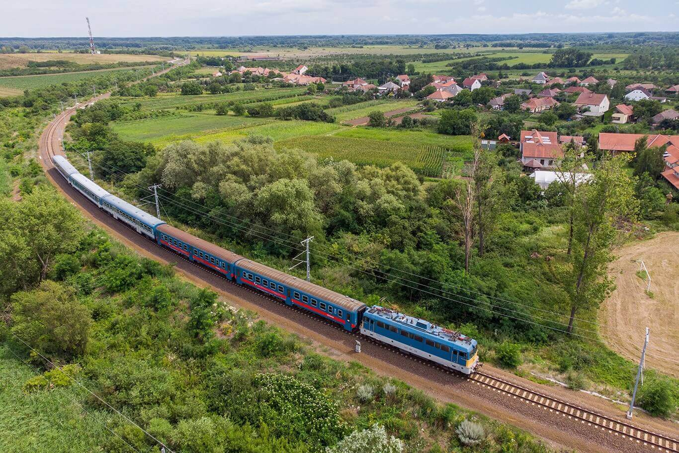 Stratégiai jelentőségű vasútvonal kap villamosítást Kelet-Magyarországon